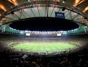 estádio maracanã brasil espanha final copa das confederações (Foto: Agência Reuters)