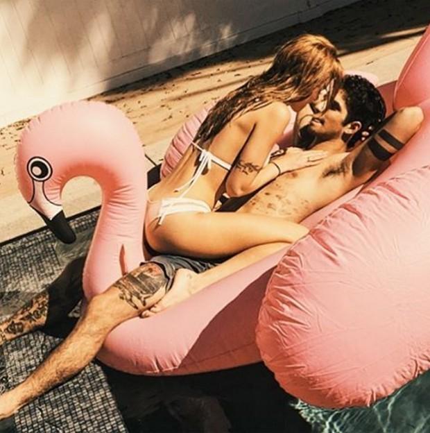 Bella Thorne e Tyler Posey (Foto: Reprodução/Instagram)