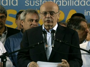 GNews - José Serra (Foto: GloboNews)