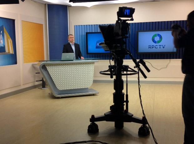 Horários das edições diárias do Paraná TV voltam ao normal (Foto: Divulgação/RPC TV)