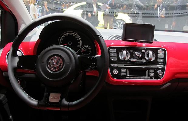 Volkswagen crossup! (Foto: Renata Viana de Carvalho/Autoesporte)