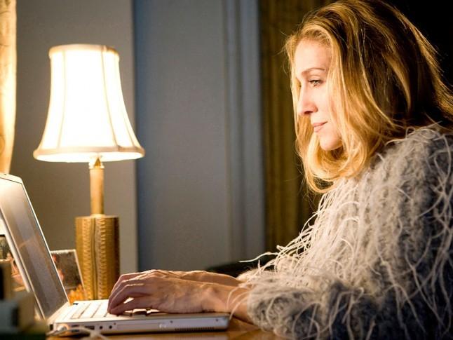 Carrie Bradshaw (Foto: Reprodução)