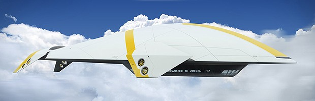 Ela voará com velocidade bem menor que um avião comum (Foto: Divulgação)