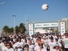 Corrida e Caminhada Esperança reúne mil pessoas em Vitória