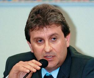 O doleiro Alberto Youssef (Foto: Carlos Moura/CB/D.A Press)