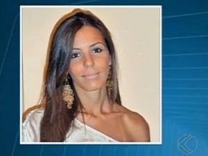 Marília Rodrigues Silva Martins foi encontrada morta, no escritório onde trabalhava (Foto: TV Integração/Reprodução)
