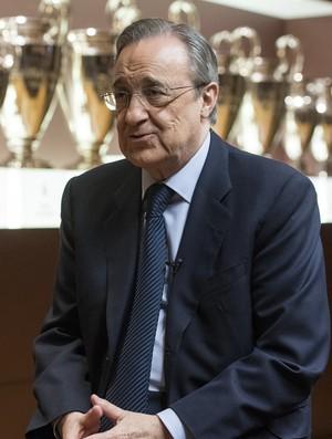 BLOG: Presidente do Real Madrid diz que clube já trabalha para ter futebol feminino