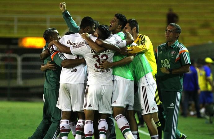 Madureira x Fluminense (Foto: Nelson Perez / Fluminense FC)