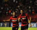 Depois de gols, André brinca com cobrança de psicóloga do Sport
