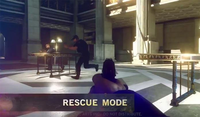 Battlefield Hardline tem primeiro trailer revelado (Foto: Reprodução)
