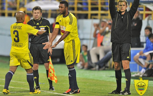 Jucilei Roberto Carlos Anzhi (Foto: Reprodução / Site Oficial)