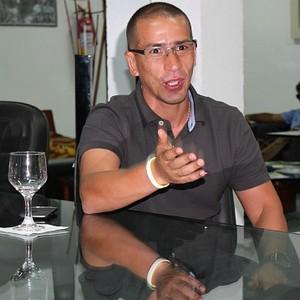Fabrício Lima (Foto: Adeilson Albuquerque/GLOBOESPORTE.COM)