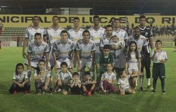 Rocha credita vitória sobre o Náutico à humildade do elenco do Luverdense