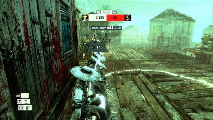 Procure sempre se camuflar com os outros NPCs ou jogadores do seu time (Foto: Reprodução)