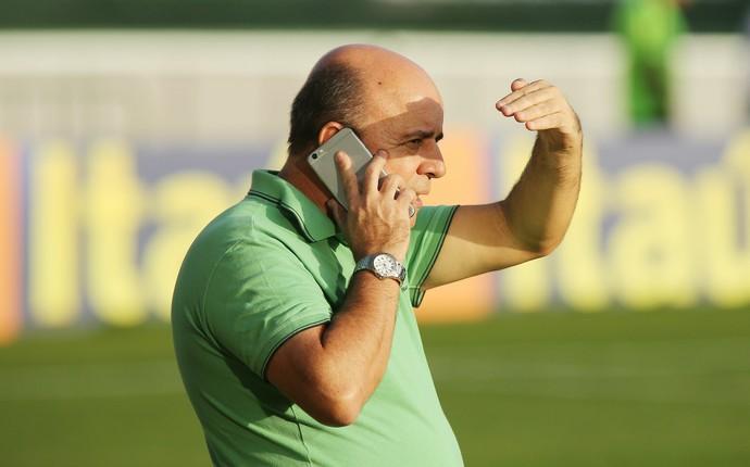 Valdir Barbosa Coritiba (Foto: Giuliano Gomes/ Agência PR PRESS)