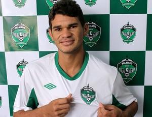 Derlan Manaus FC (Foto: Divulgação/Manaus FC)