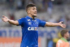 Arrascaeta, Cruzeiro x América-MG (Foto: Yuri Edmundo/Eleven/Estadão Conteúdo)