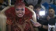Fantasia da rainha de bateria da Império de Casa Verde custa mais de R$ 20 mil