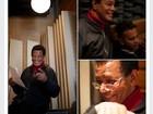 Jairzinho cria música nova em homenagem ao pai: 'Sorriso'