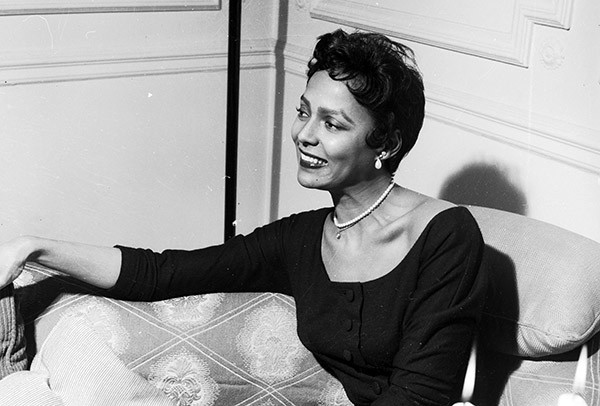 Dorothy Dandridge (Foto: Getty Images)