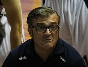 <b>Paco Garcia</b> Técnico do Mogi das Cruzes (Foto: Thiago Fidelix / Globoesporte. <b>...</b> - img_3302