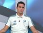 Jean elogia Borja, mas vê colombiano em processo de adaptação ao Brasil