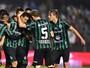 """Carrasco do São Paulo vibra com gols contra times da Série A: """"É meu papel"""""""
