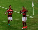 """Júnior destaca Guerrero: """"Certamente fez a sua melhor partida no Flamengo"""""""