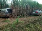 Guarda Municipal apreende 2 veículos suspeitos em área rural de Monte Mor