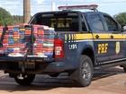 Polícia apreende cocaína, fuzis e munições em caminhão em MS