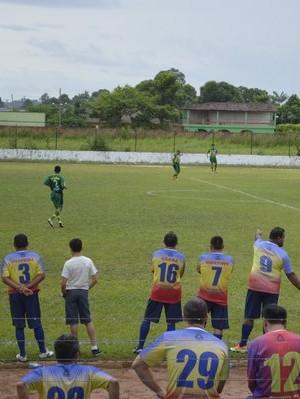 Torneio em homenagem aos veteranos vai reunir seis equipes em Guajara-Mirim, RO (Foto: Afag/Divulgação)
