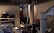 Moradora que perdeu tudo em incêndio precisa de ajuda