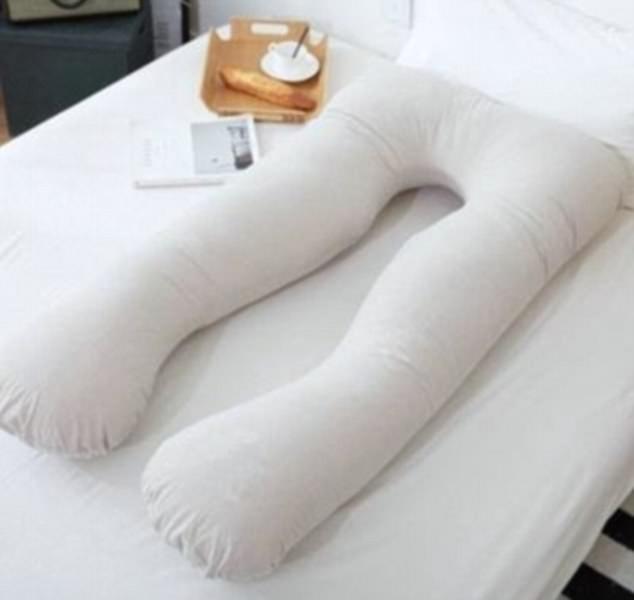 Travesseiro para gravidez (Foto: Reprodução)