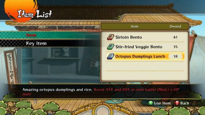 Exemplo de Bentos no jogo (Foto: Reprodução)