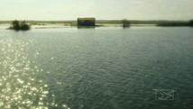Conheça a história e potencial do Rio Pericumã (Reprodução/TV Mirante)