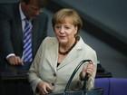 Valores europeus não são negociáveis, diz Merkel à Turquia