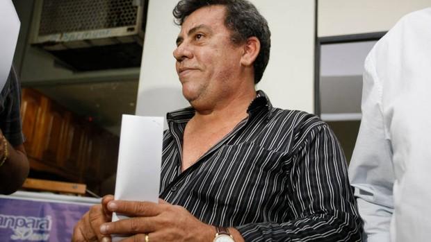 Luiz Omar Pinheiro quer a criação de uma competição alternativa para não deixar os clubes da Série C sem atividade (Foto: Marcelo Seabra/O Liberal)