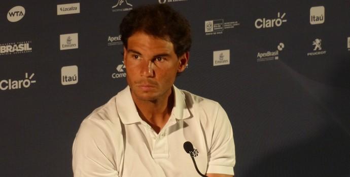 Rafael Nadal (Foto: Jose Geraldo Gomes)