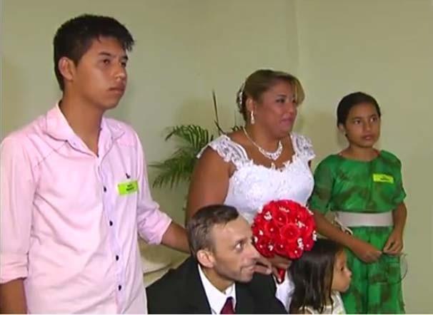Robson e  está junto a 17 anos e tem 3 filhos (Foto: Reprodução/JT1)