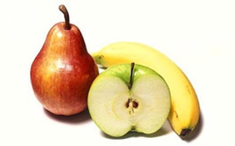Papinhas de frutas