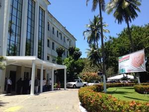 Maternidade do Hospital do Açúcar reabre após 11 anos fechada.  (Foto: Natália Souza/G1)