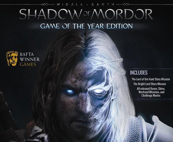 Shadow of Mordor ganhará edição Game of the Year com todos os DLCs (Foto: Divulgação)