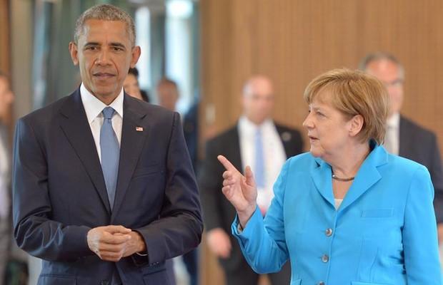 Obama: parceria dos EUA e Alemanha é aliança mais forte que o mundo já viu