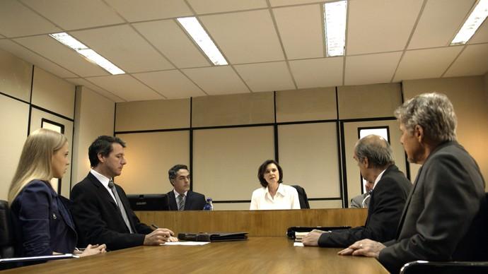 Tião é condenado em processo de agressão (Foto: TV Globo)