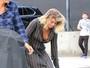 Sofia Richie, após terminar com Justin Bieber, se descuida e mostra demais