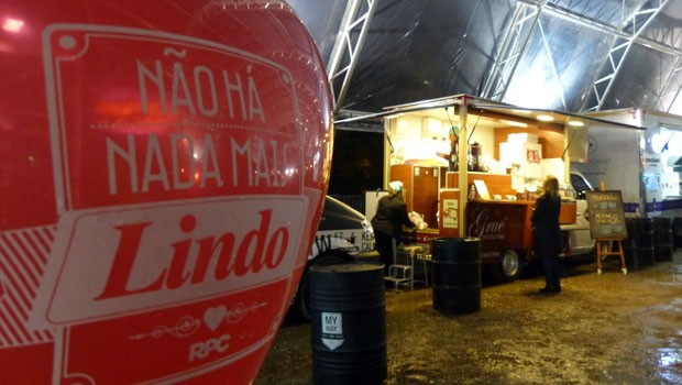 A RPC espalhou o amor na 1ª Edição da Parada Truck, em Curitiba (Foto: Divulgação/RPC)