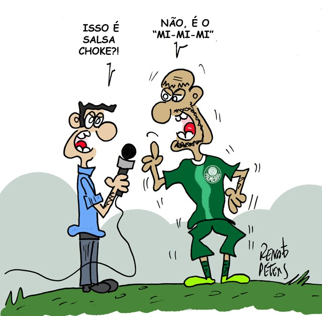ritmo quente- Charge Peters