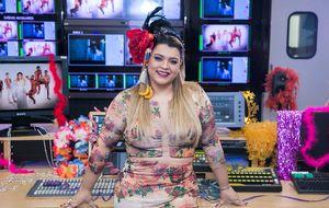 Preta Gil apresenta o último bloco do TVZ durante os dias de Carnaval