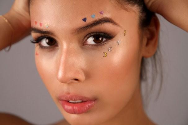Tatuagens para os olhos también!  (Foto: Reprodução Instagram)