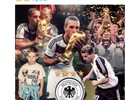 Campeão do mundo, Podolski anuncia aposentadoria da seleção alemã